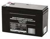 Bezúdržbový olovený akumulátor 12V/7Ah pre OXE Panther 4G / Spider 4G