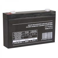 Bezúdržbový olovený akumulátor 6V / 7Ah