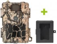 Fotopasca OXE Spider 4G a kovový box