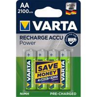 Varta 56706 R6 2100mAh NIMH basic - Nabíjacie batérie, 4 ks