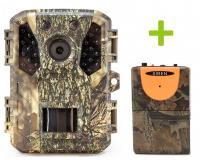 Fotopasca OXE Gepard II a lovecký detektor