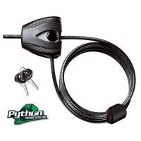 Skracovací lanový zámok PYTHON 5mm 123